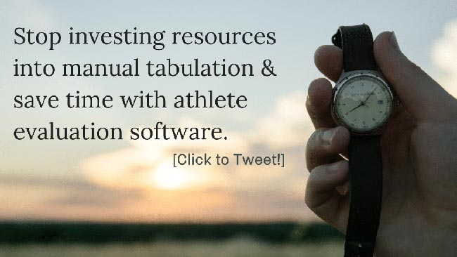 Player Evaluation Software Quote