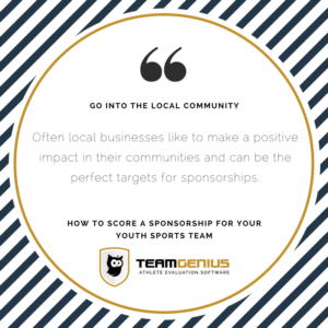 Local Community Youth Sports