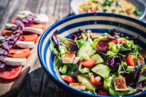 Healthy Food in Youth Sports