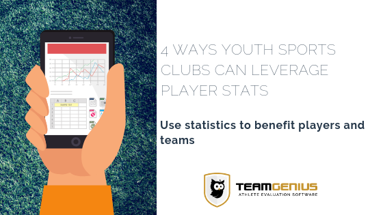 Youth Sports Can Leverage Player Stats