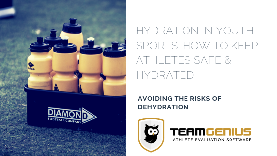 Hydration in Youth Sport: How to keep athletes safe and hydrated