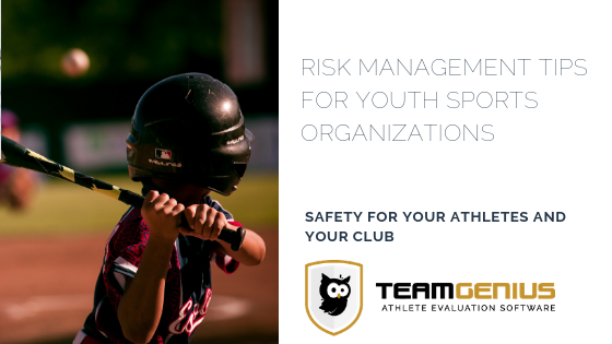 Risk Management Tips for Youth Sports Organizations