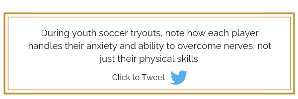 Click to Tweet Youth Soccer Tryout Drills