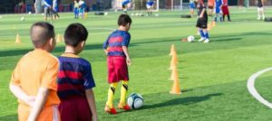 Youth Soccer Tryout Drills Test Tactical Skills