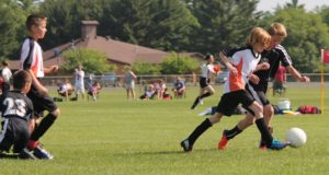 Good youth sports organizations encourage safety