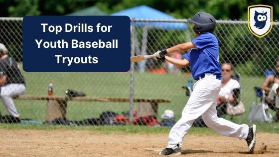 baseball tryout drills