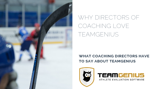 Directors of Coaching Love TeamGenius