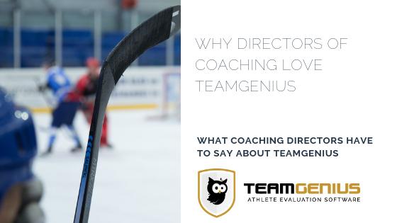 Directors of Coaching Love TeamGenius