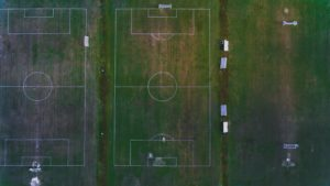 How to make a soccer field