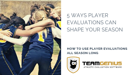 Using Player Evaluations