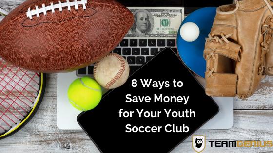 soccer club budget