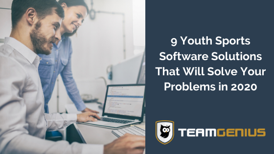 youth sports software