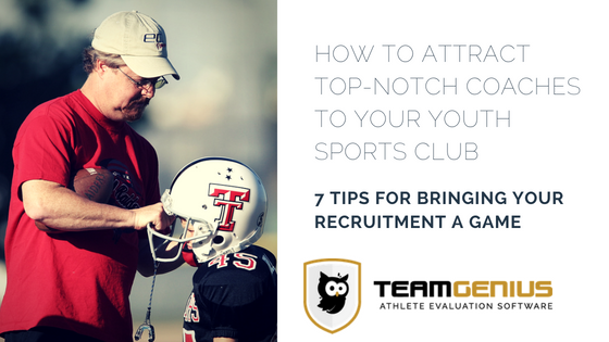 how to recruit youth sports