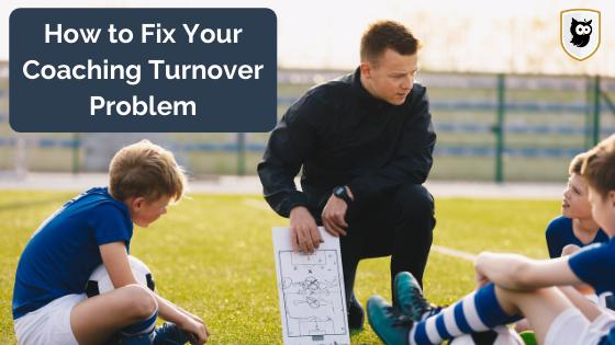 Coach turnover