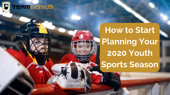 sports season planning