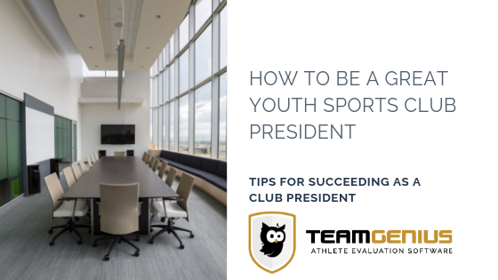 youth sports board of directors