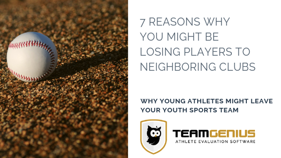 losing sports players