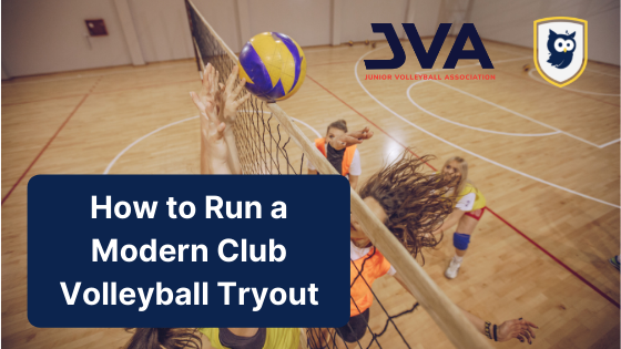 club volleyball tryouts